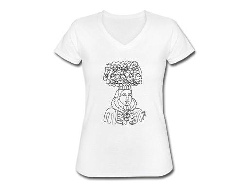 Bollengut Schwarzwaldmädel Karla T-Shirt
