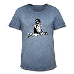Bollengut_Maenner_T-Shirts_Schwarzwaelder_Schwarzwaldbub_Michel_mit_Axt