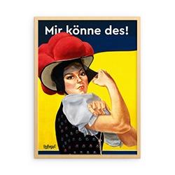 Bollengut_Schwarzwaldkunst_Poster30x40_Rosi_Mir-koenne-des_holzrahmen2