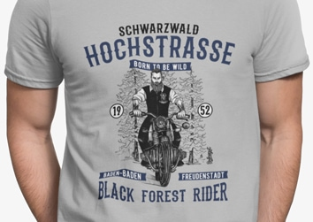 "Schwarzwald Biker ""Vincent"""