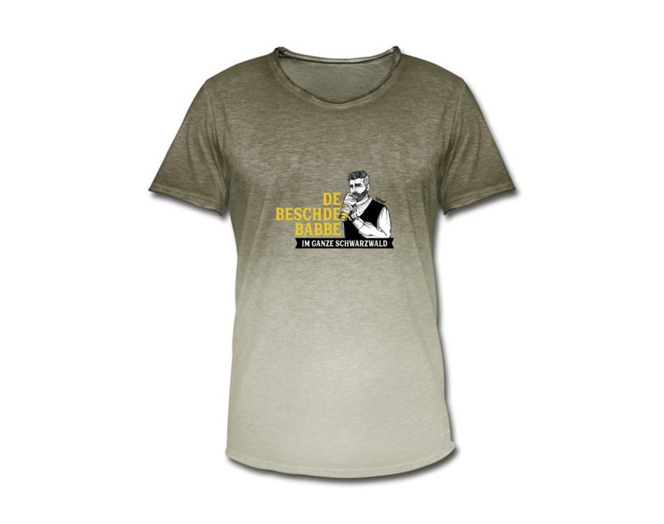Bollengut_Beschde_Babbe_Benno_T-Shirt