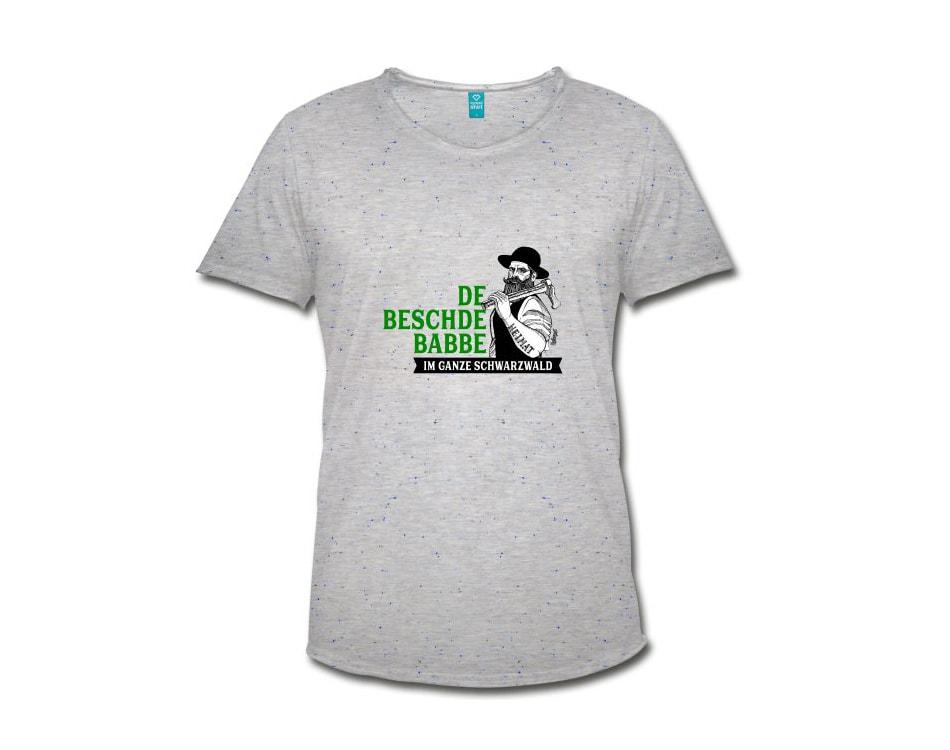 Bollengut_Beschde_Babbe_Michel_T-Shirt