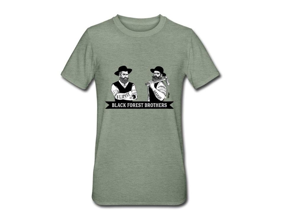 Bollengut_Black_Forest_Brothers_Hippolyt_Michel_T-Shirt