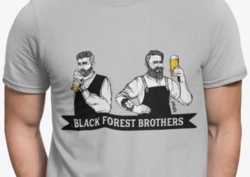 """Black Forest Brothers Schwarzwälder """"Benno"""" und """"Albert"""""""