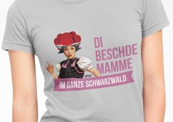 "Schwarzwaldmädel ""Franzi"" Beschde Mamme"