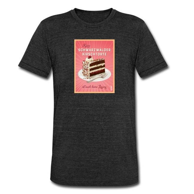 Bollengut_Keine_Kirschtorte_ist_auch_keine_Loesung_T-Shirt