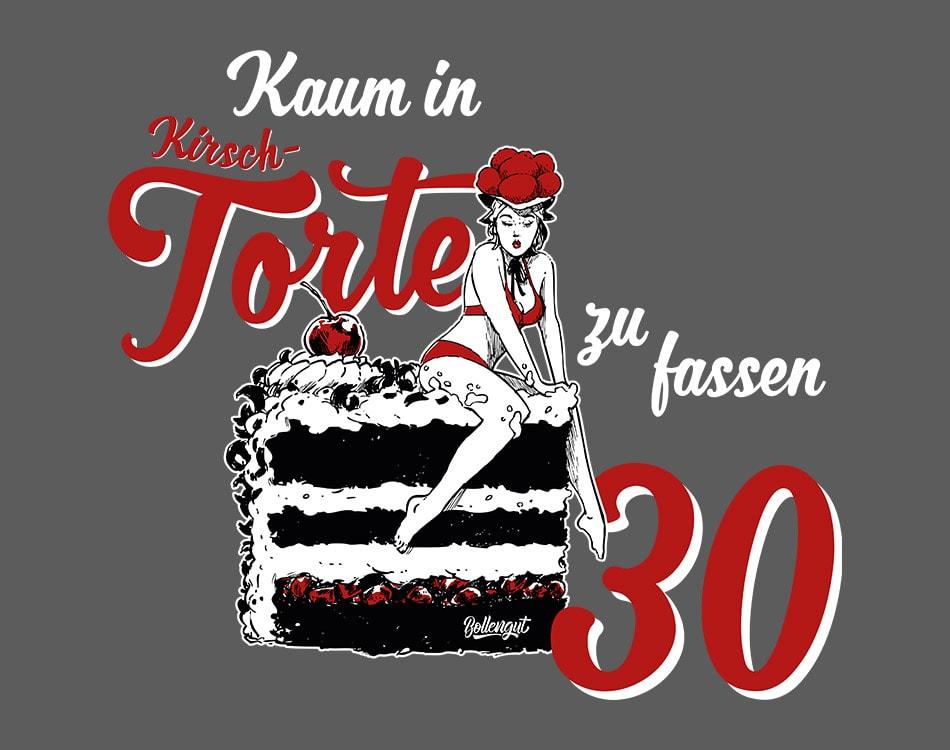 """""""Kirsti"""" Kaum in Kirschtorte zu fassen 30"""