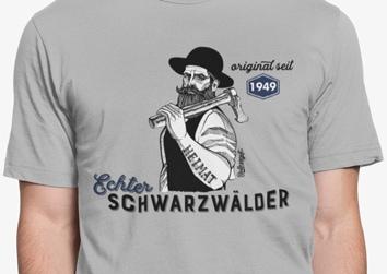 """Echter Schwarzwälder """"Michel"""" seit 19XX"""