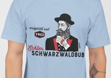 """Echter Schwarzwaldbub """"Hannes"""" seit 19XX"""