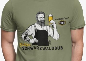 """Echter Schwarzwaldbub """"Albert"""" seit 19XX"""