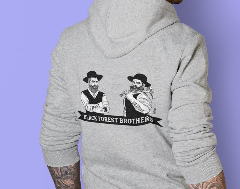 Bollengut_Mockup_Hoodie_Black_Forest_Brothers_Hippolyt_Michel