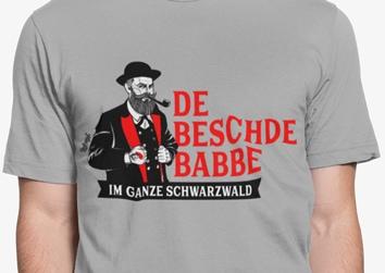 """Schwarzwälder """"Josef"""" Beschde Babbe"""