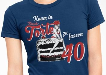 """""""Kirsti"""" Kaum in Kirschtorte zu fassen 40"""