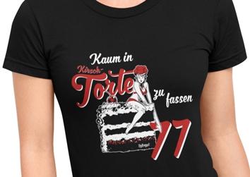 """""""Kirsti"""" Kaum in Kirschtorte zu fassen 77"""