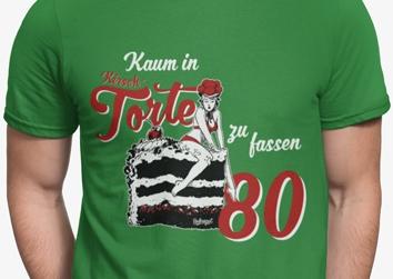 """""""Kirsti"""" Kaum in Kirschtorte zu fassen 80"""