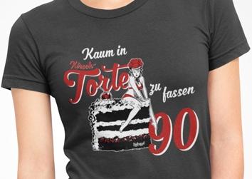 """""""Kirsti"""" Kaum in Kirschtorte zu fassen 90"""