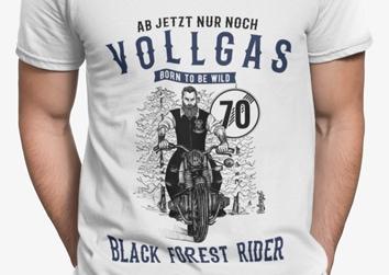 """Schwarzwälder """"Vincent"""" Vollgas 70"""