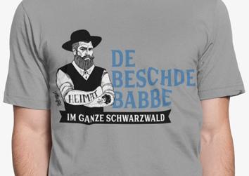 """Schwarzwälder """"Hippolyt"""" Beschde Babbe"""