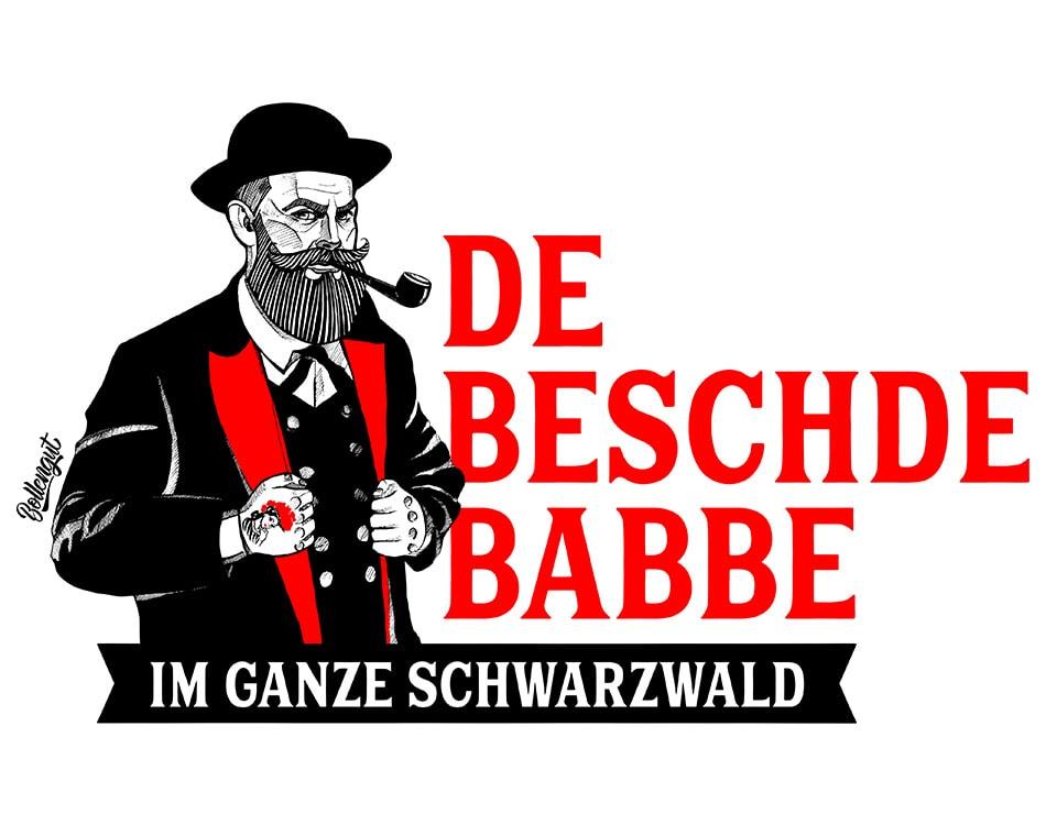 Schwarzwälder Josef Beschde Babbe