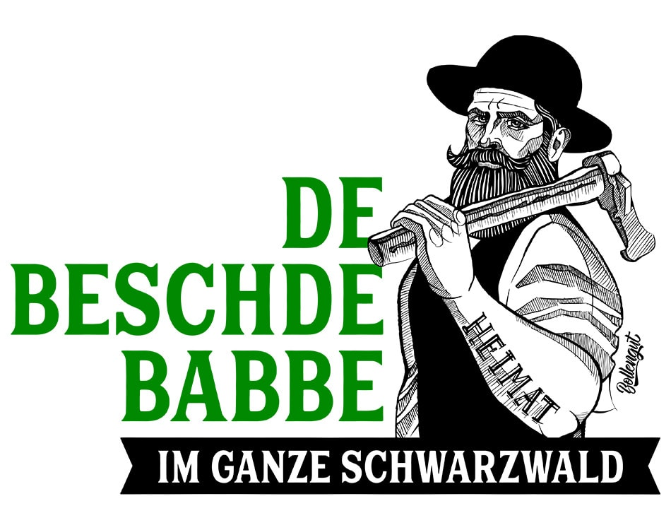 "Schwarzwälder ""Michel"" Beschde Babbe"