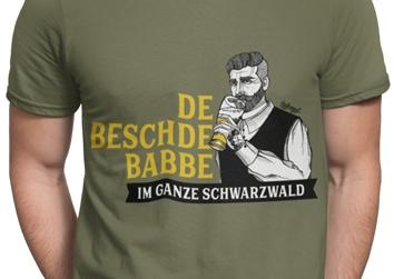 """Schwarzwälder """"Benno"""" Beschde Babbe"""