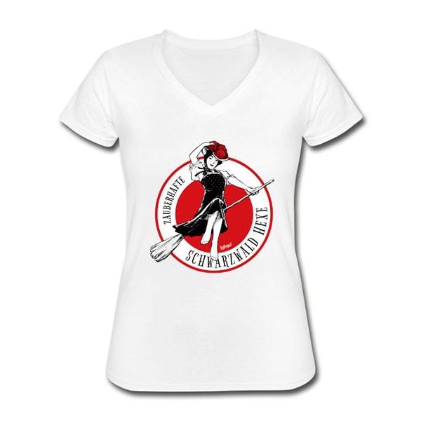 Bollengut_Zauberhafte_Schwarzwald-Hexe_Antonia_T-Shirt
