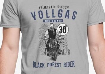"""Schwarzwälder """"Vincent"""" Vollgas 30"""