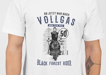 """Schwarzwälder """"Vincent"""" Vollgas 50"""