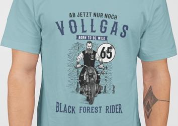 """Schwarzwälder """"Vincent"""" Vollgas 65"""