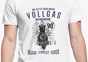 """Schwarzwälder """"Vincent"""" Vollgas 90"""