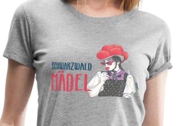 """Schwarzwaldmädel """"Ida"""" mit Lollipop"""